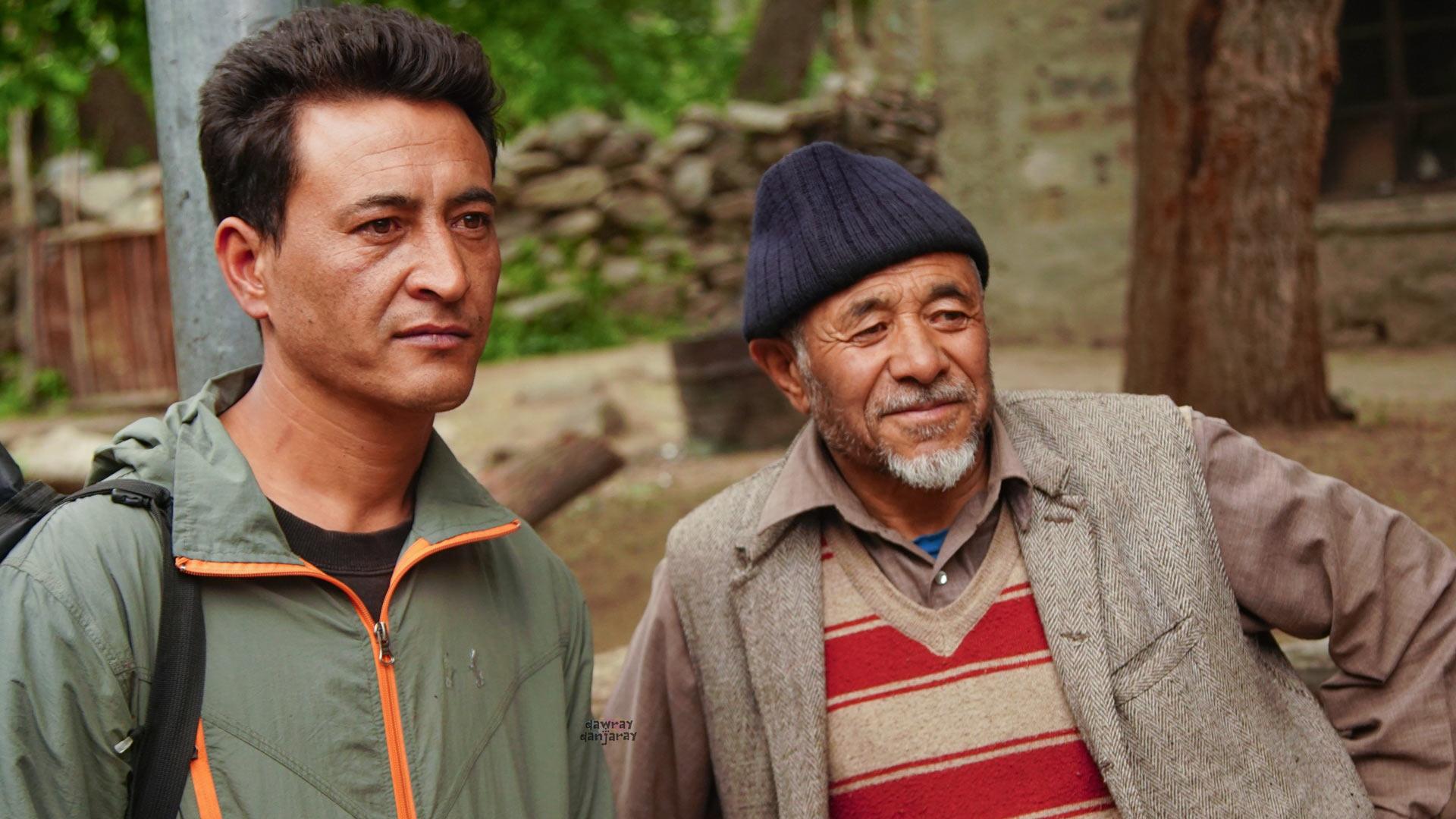 People of Turtuk