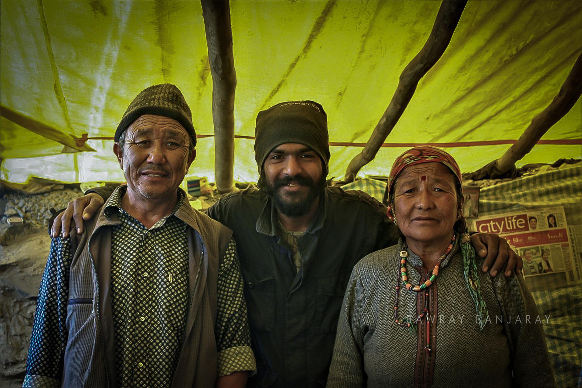 Chacha Chachi With BAwray Banjaray