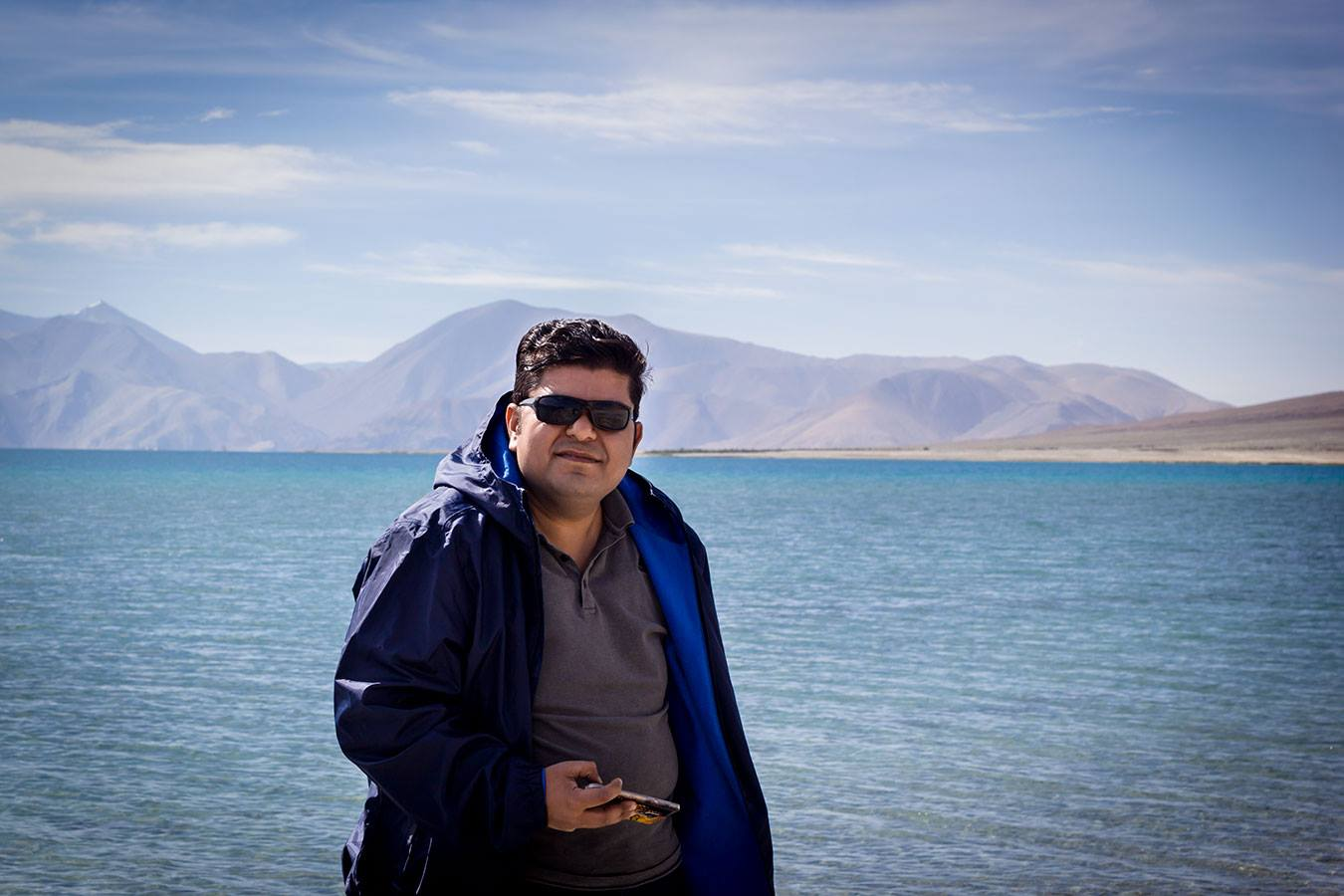 Yogesh Sarkar was the founder of BCMTouring