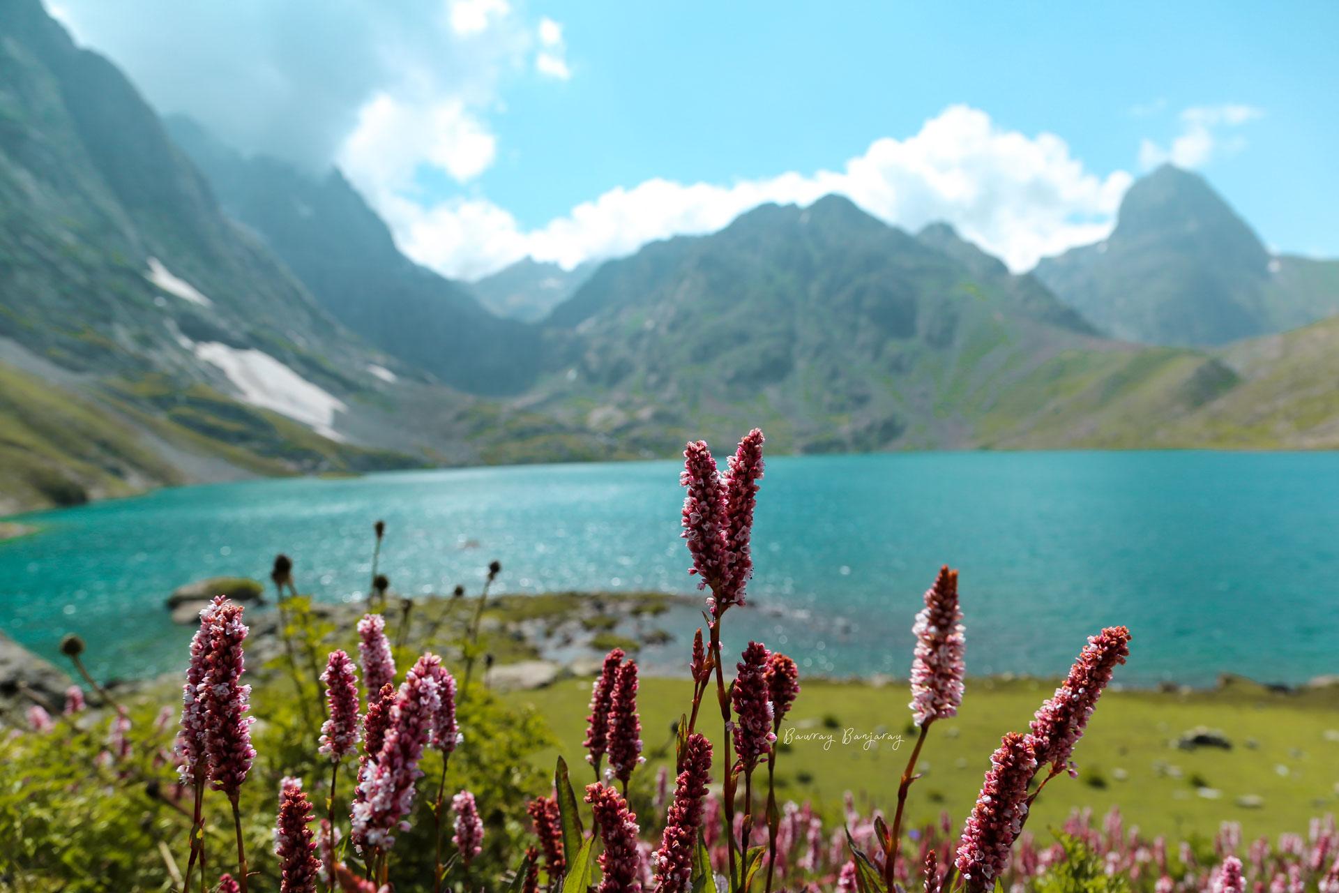 Kishansar Vishansar Kashmir Great Lakes Trek